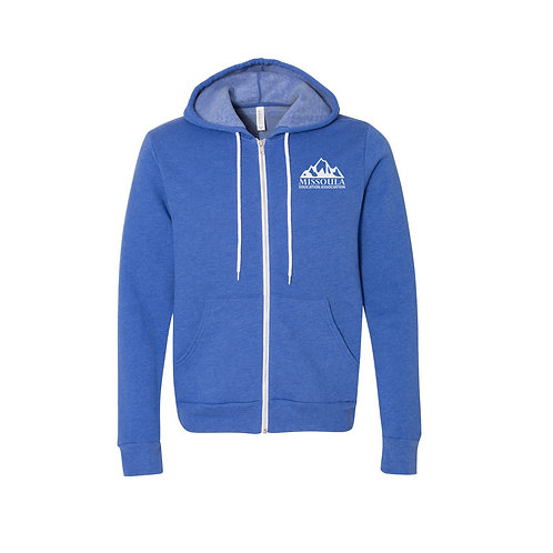 MEA  Full Zip Hoody