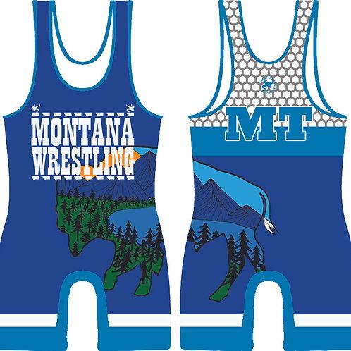 2021 Team MT Blue Singlets