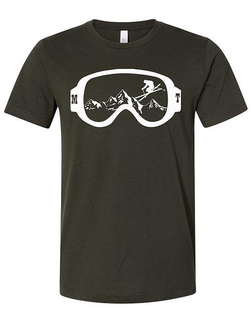 MT Goggle-Skier Tee