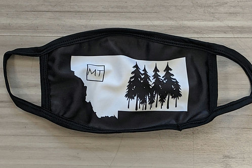 MT Tree Youth Face Mask