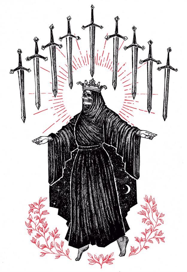 9_swords_WallArt_Micah_Ulrich_Poster_art