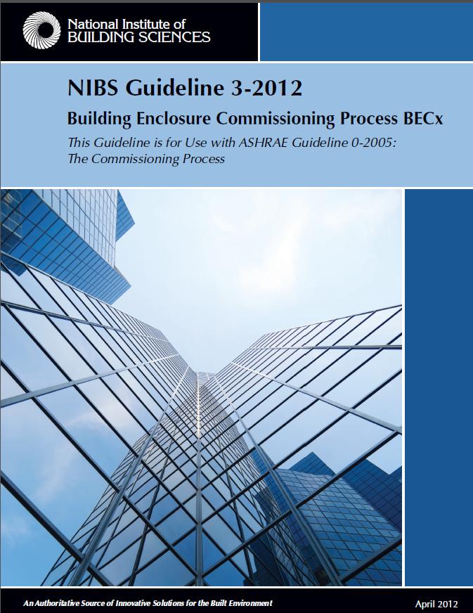 Building Enclosure Commissioning BECx