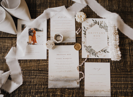 How to have beautiful wedding detail photos without spending a fortune