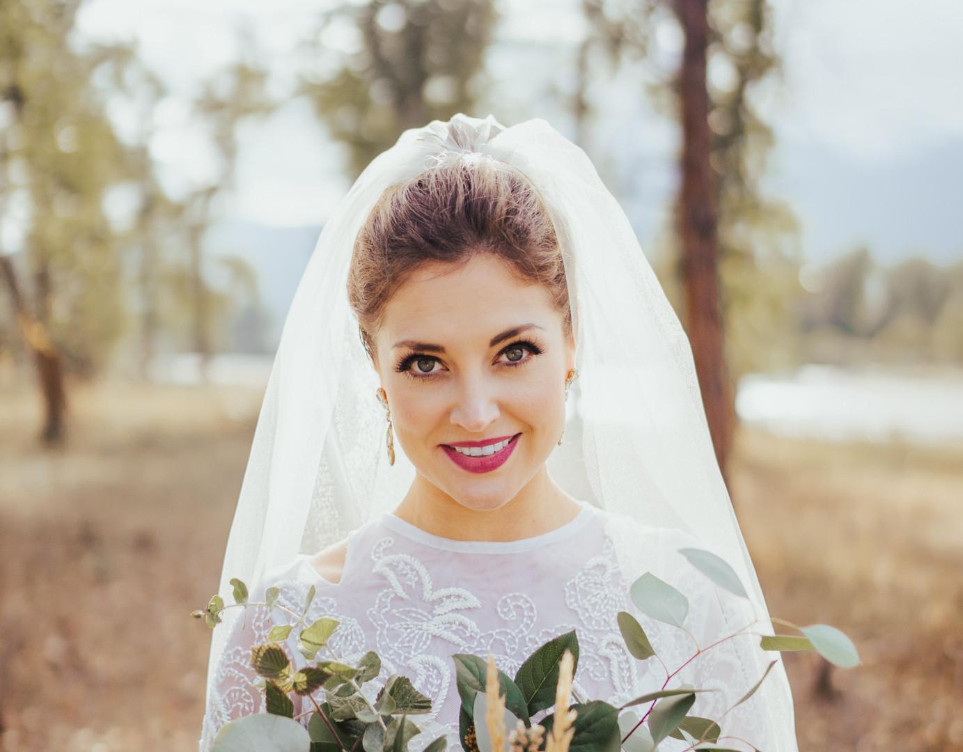 Woodlen Bride