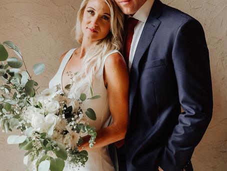 P + W Wedding Portfolio