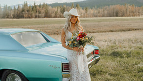 Styled Chevelle Bride Shoot
