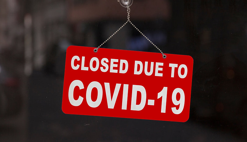 Closed Due to COVID-19 Law Insurance