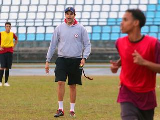 Alex Nascif aceita proposta do Paysandu e deixa equipe líder e invicta no Mineiro Sub-17