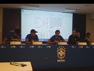 TREINADOR ALEX NASCIF PARTICIPA DE CURSO DA CBF
