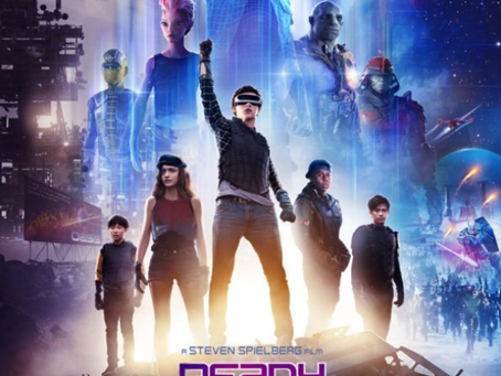 """Ready Player One"" surprises: not a technophobic dystopian after all"