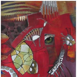 93x63 Acrylique sur toile