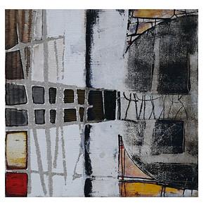 20x20 (x3) Acrylique sur toile