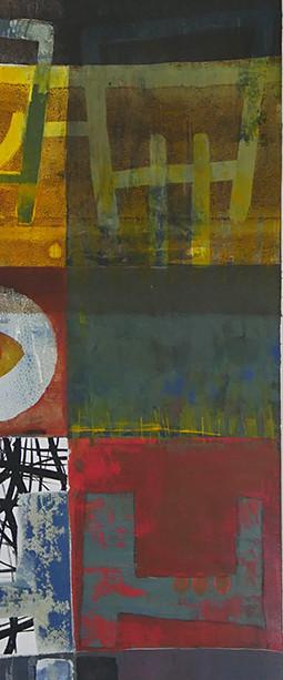 186x38  Acrylique sur drap