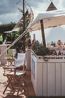 Bar en plein air