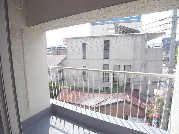 グリーンハイツはすね 3階南側バルコニー.jpeg