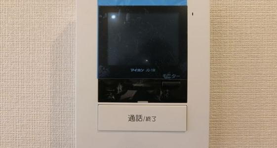 サンシティH棟 TVモニター付きインターホン.jpg