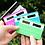 Thumbnail: Calculatrice Solaire - Format Carte Bleue