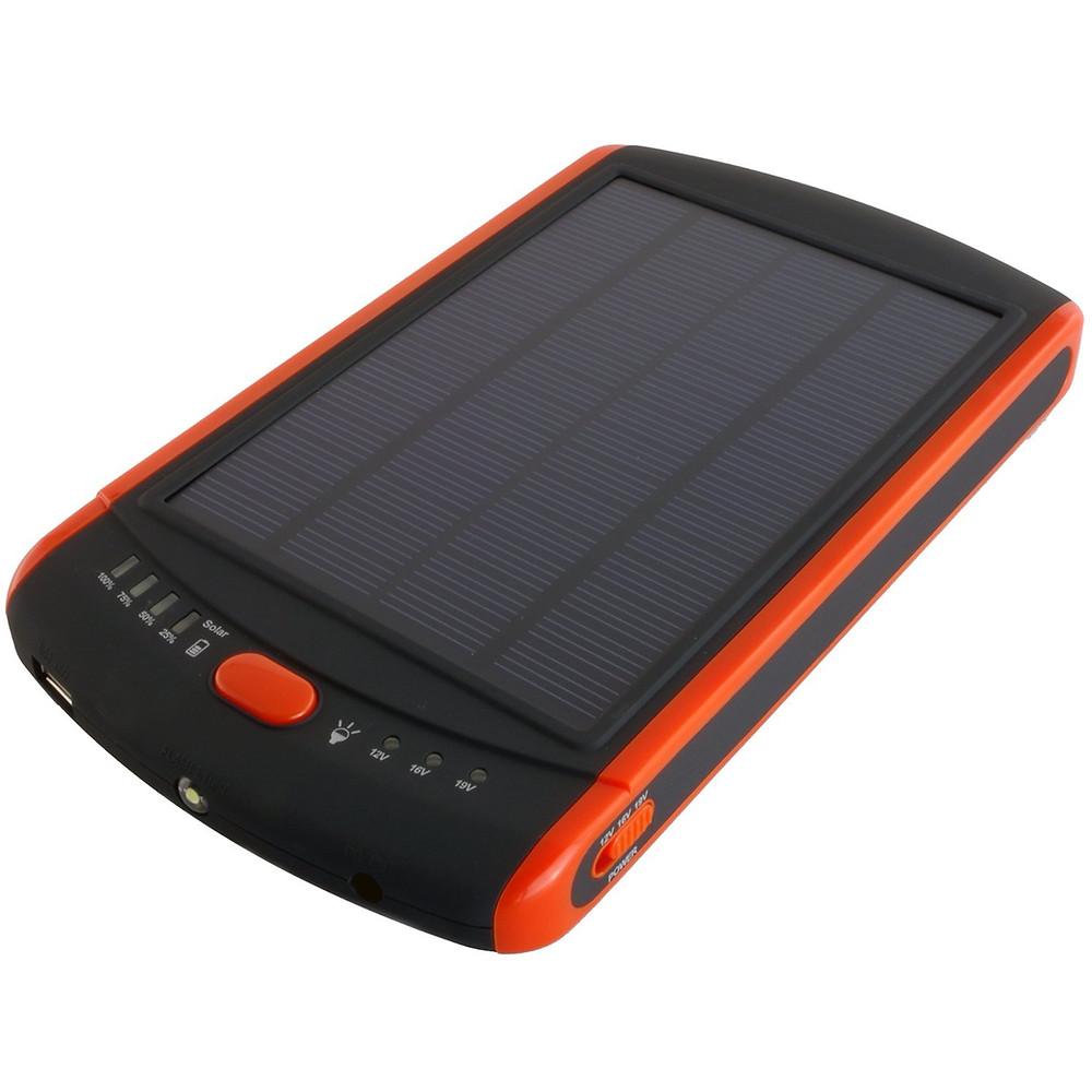 batterie externe solaire ordinateur portable 23000 mAh