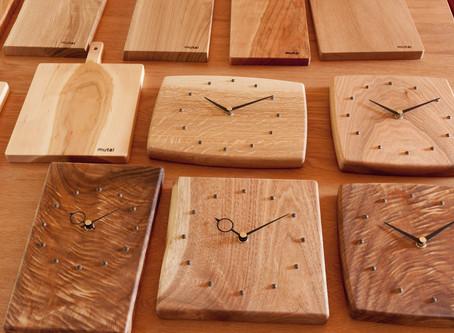 時計とまな板