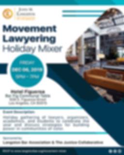 2019 Movement Lawyering Holiday Mixer(re