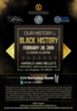 Our History is Black History Flyer_Final