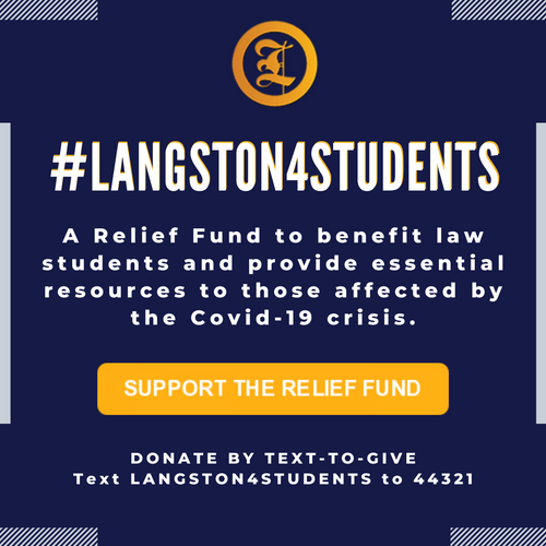 #LANGSTON4STUDENTS
