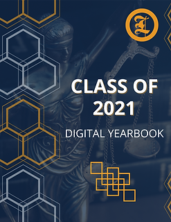 Class of 2021 Digital Yearbook(Front-Cov