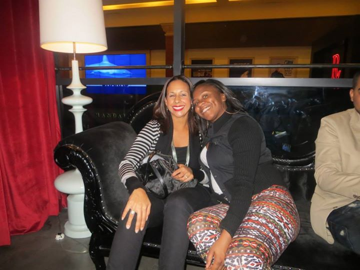682 Ladies of Langston - Chrissy Roussell and Demetria Graves
