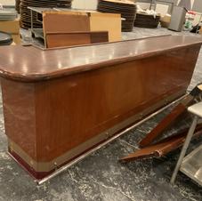 Wood Bar - Stationary