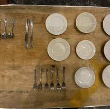 Flatware & Dishware