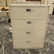 4-draw Filing Cabinet