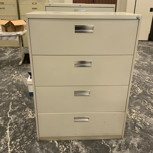 4-draw Filing Cabinet