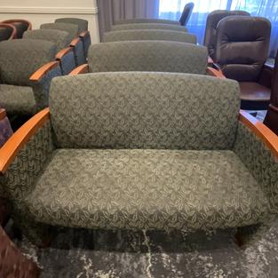2-seater Fabric