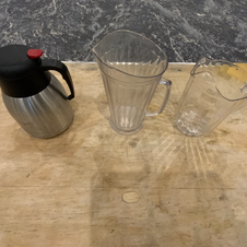 Pitchers - Water & Thermal
