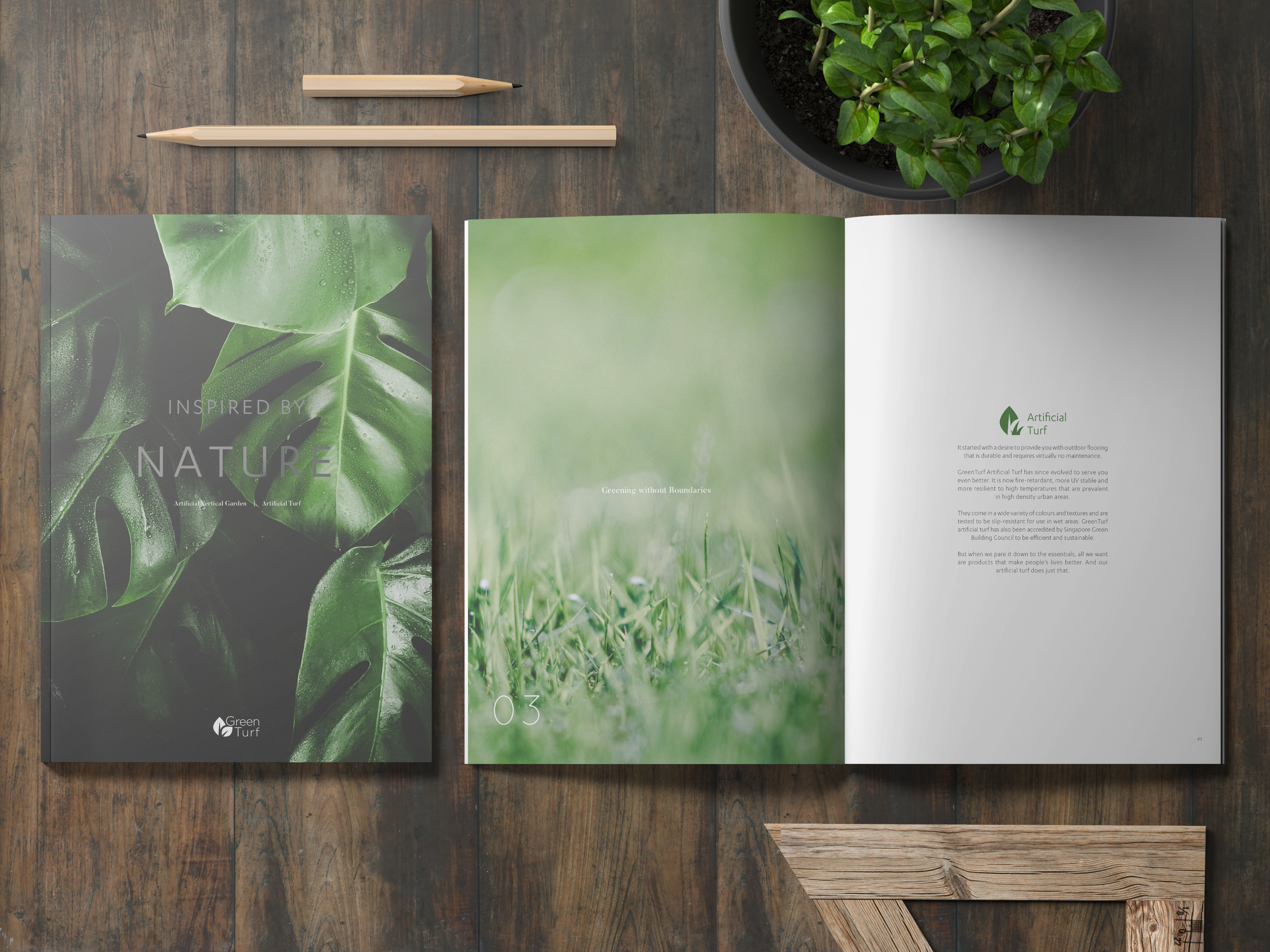 Greenturf 2018 Catalog