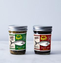 Tuyo Packaging Label