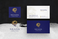 Neada Consulting Business Card