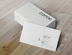 Corine Kung Business card