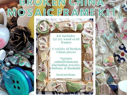 Mosaic Frame Kit