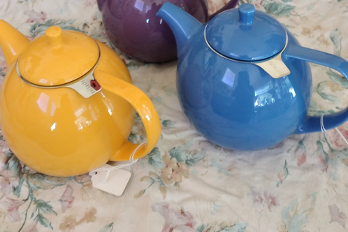 Teapot with Strainer - 45oz