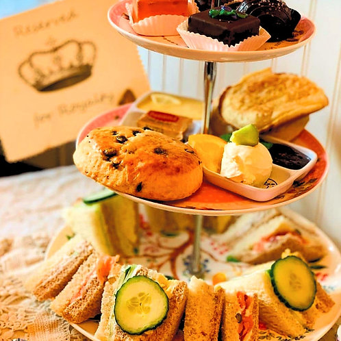 Mum's Day Tea For Two