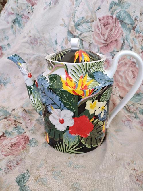 Paradise Teapot