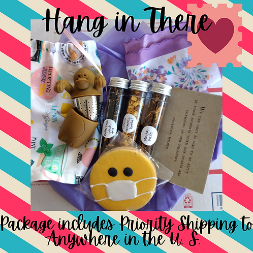 'Hang in There' Package