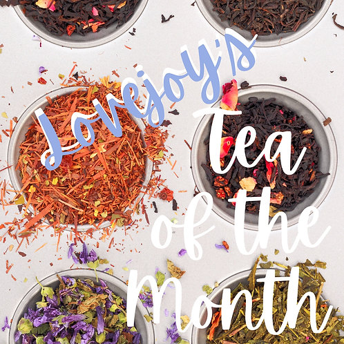 Tea of the Month - 3 months