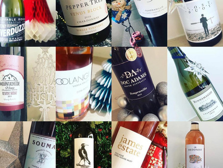The Wine Pig's 12 Wines of Christmas 2017