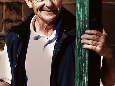 Meet the GM: Graham Ward, Pokolbin Estate Vineyard