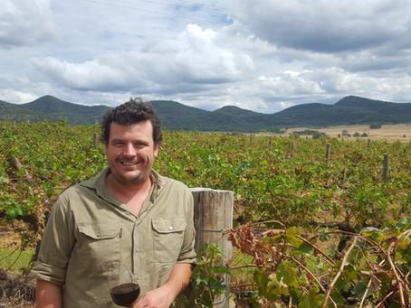 Meet the Winemaker: Alex Finnie, James Estate