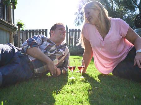Meet the winemaker: Andy & Trine Gay, Burnbrae Wines