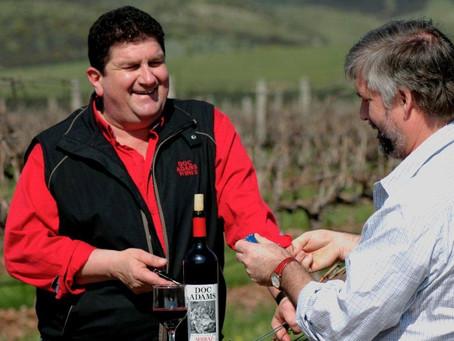 Meet the winemaker: Adam Jacobs, Doc Adams Wines