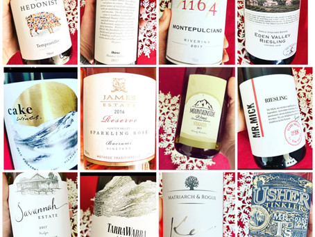The Wine Pig's 12 Wines of Christmas 2018